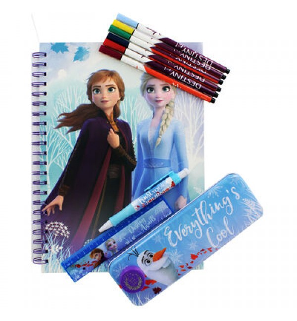 Frozen2-Set rechizite și accesorii pentru școala