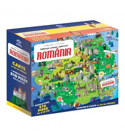 Romania - Calatoreste, Invata, Exploreaza